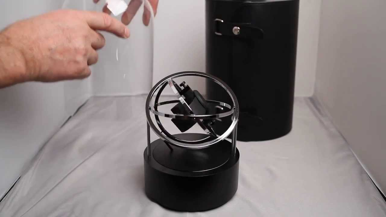 how to fix a watch winder
