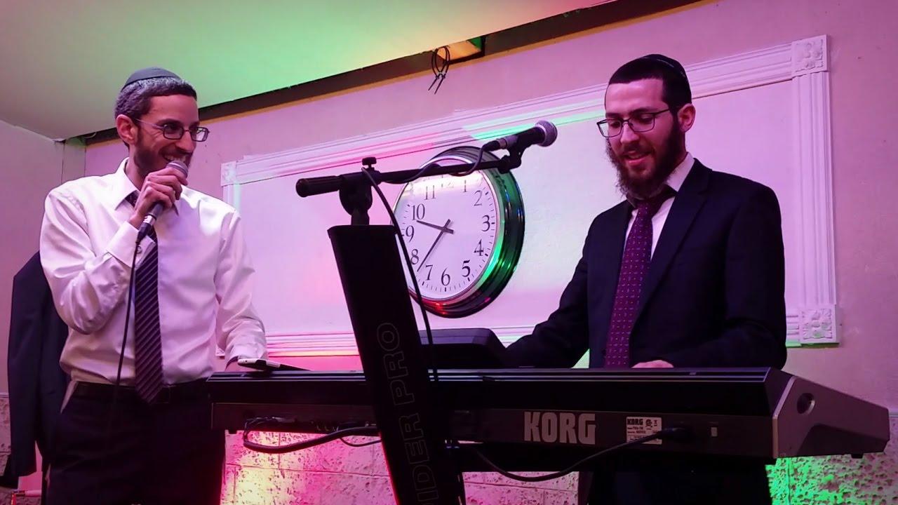 חתונה LIVE - טעימה מחתונה 1 | ישראלי'ק & שמחה פרידמן