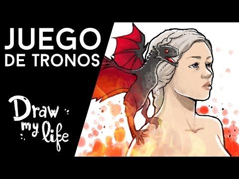 RESUMEN de JUEGO DE TRONOS (Temporada 1-6) - Movie Draw