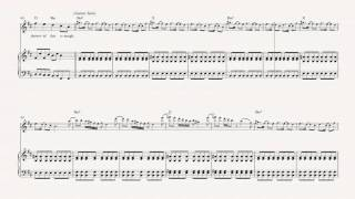 Violin - Reptilia - The Strokes - Sheet Music, Chords, & Vocals