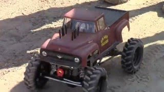 RC WORLD FINALS 2015 - Mud Bog Racing - UnReel Rc