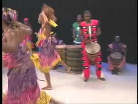 Dr Mike Okeke: TV Topic: African Drumming & Dancing