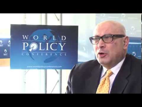 World Policy Conference 2013 - Manuel HASSASSIAN