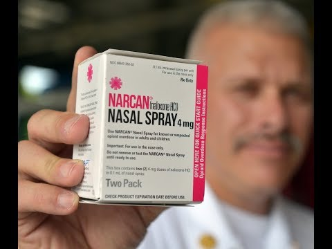 Springfield firefighters to carry Narcan to treat opioid overdoses