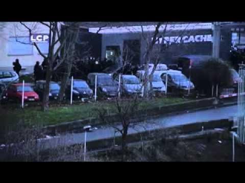 Porte de Vincennes : les images de l'assaut du RAID à l'arrière du supermarché cachère