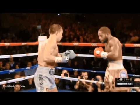 Gennady Golovkin Reign of The Apex Predator