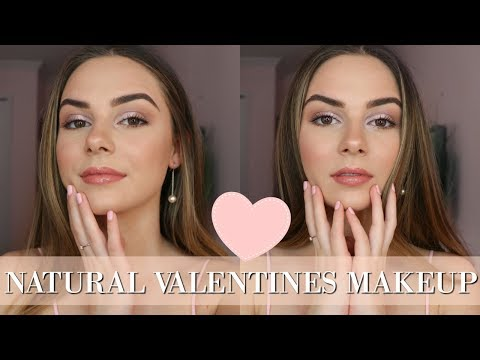 Natural Glow Valentines Day Makeup - EJB