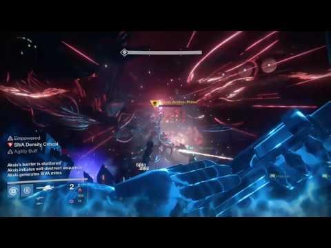 Destiny - Aksis Theme
