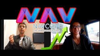 Il Crypto Gigante Che Dorme   NavCoin   Tutto A Riguardo Con L'Esperto Manuel