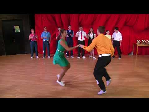 Зыков Илья & Семенова Кристина — BW B-Class Fast Finals at Sultans of Swing 2017
