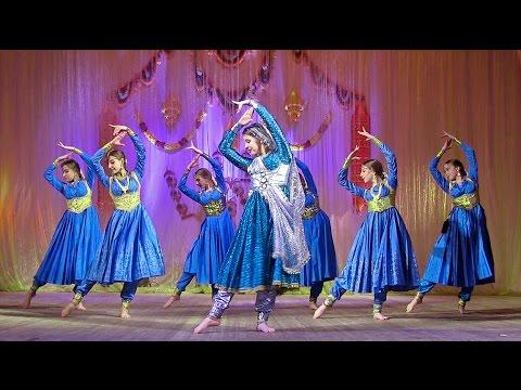 Mujhe Naulakha Manga De Re, Indian Dance Group Mayuri, Russia, Petrozavodsk