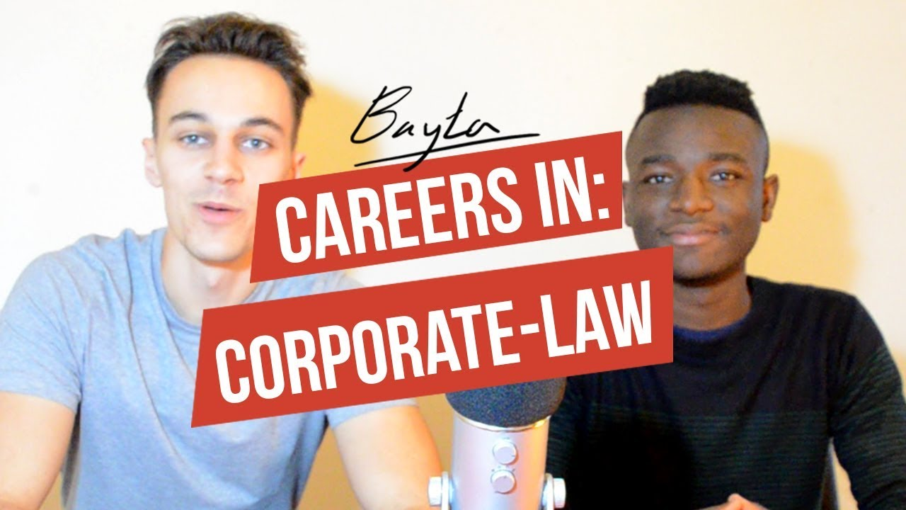 Download Careers In: Corporate Law! Getting Into Magic Circle Law Firms With Yemi Adeola