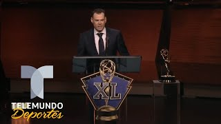 La personalidad del año en los Sports Emmy Awards se llama Miguel Gurwitz | Telemundo Deportes