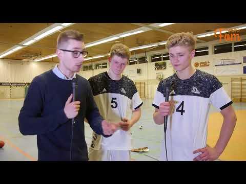 Trotz Derby-Niederlage: THW Kiel-B-Junioren peilen Deutsche Meisterschaft anI Interview I Radio FOM