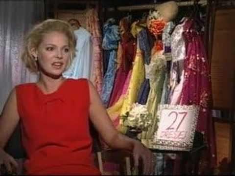 "1/17/08 5am: Katherine Heigl's ""27 Dresses"" Mp3"