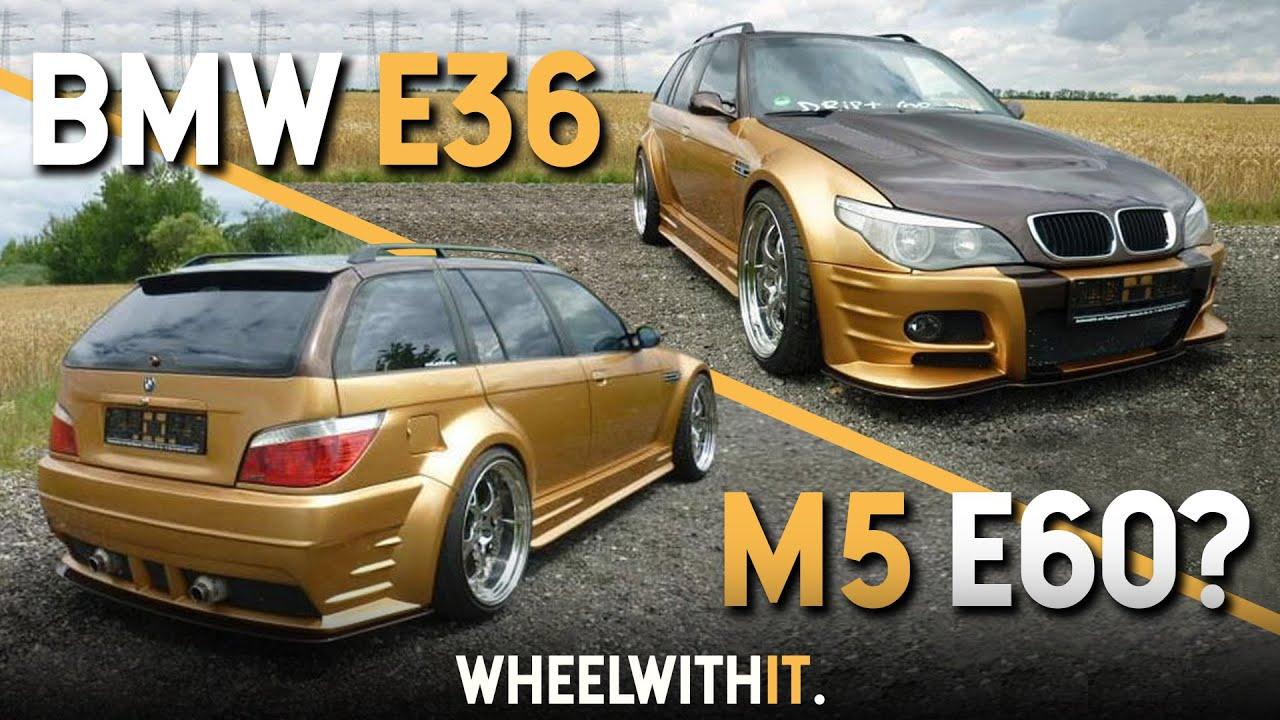 BMW E36 M5 za 70000zł | Perełki z aukcji #6