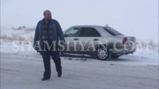 49 ամյա վարորդը Արագածոտնի մարզում Mitsubishi ով 200 մետր գլորվելով հայտնվել է ձորում