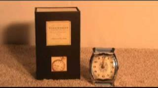 Table, Travel Alarm Clocks From Timeworks, Brass Grene