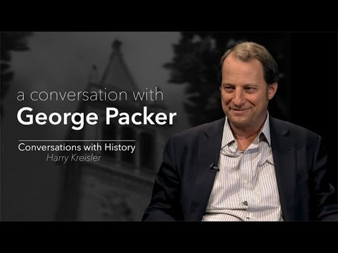 Technology and Inequality with George Packer - Conversations with History