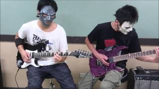 Homo Sum [guitar cover] - Decapitated