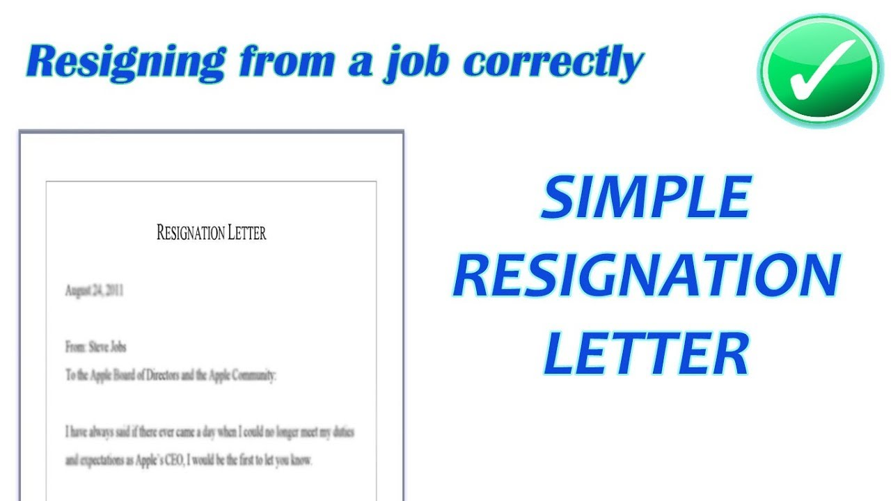 resignationletter howtofindajob hwwwchannel