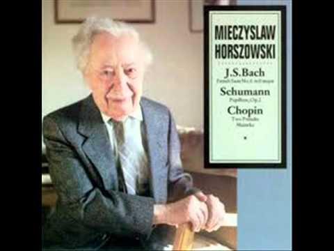 Mieczyslaw Horszowski plays Mozart Sonata in B flat K 570