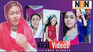 TikTok videos of this woman are going viral for her on-point expression! | Navbharat News