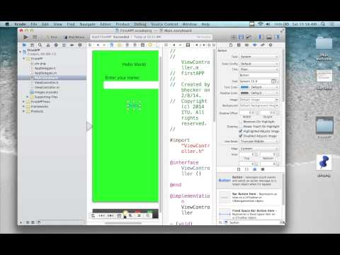 iOS Application Development for the Absolute Beginner