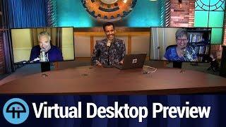 Windows Virtual Desktop Is Now Feature Complete