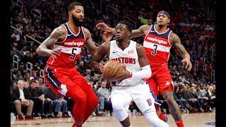 337341f746e3 Washington Wizards vs Detroit Pistons - Game Highlights - October 10th 2018  - NBA Preseason