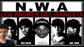 NWA y el inicio del Gangsta Rap. Las letras polémicas no son nuevas.