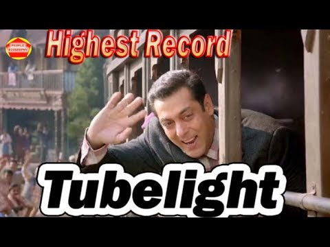 Tubelight Advance Booking highest Create a New History People Biography News