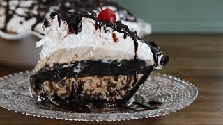 Ice Cream Desserts - How To Make Mud Pie