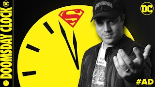 The Road to Doomsday Clock with Geoff Johns