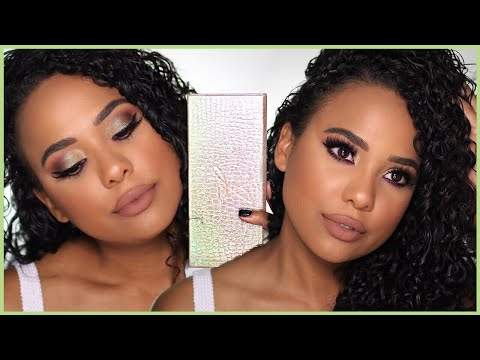 ABH X JACKIE AINA PALETTE REVIEW AND FIRST IMPRESSIONS | Ashley Bond Beauty thumbnail