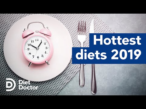 Hottest diet trends of 2019