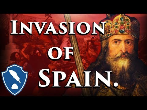 Charlemagne Part 2 - Conquest of Iberia.