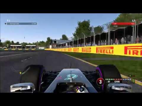 F1 2017 - Australia/Melbourne World Record Lap [XB1] (1:20.463)