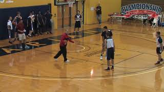 Jim Shannon on How to Advance the Ball Up the Court!