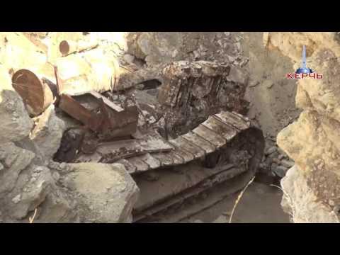 Находки из Аджимушкайских каменоломен должны остаться в Керчи