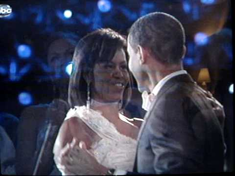 At Last by Beyonce - First Dance of President and Mrs. Obama