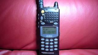 ラジオその65 ALINCO DJ-X2000 厚木航空基地管制塔交信