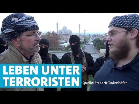 Jürgen Todenhöfer lebte zehn Tage im Islamischen Staat