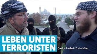 Jürgen Todenhöfer, lebte zehn Tage im Islamischen Staat   Gast im Studio