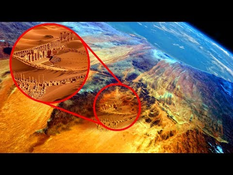 Most MYSTERIOUS Discoveries Made By Satellite!