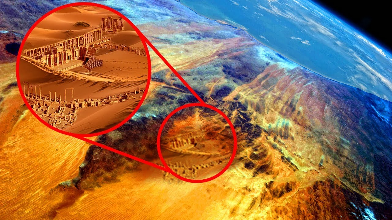 Most Mysterious Discoveries Made By Satellite Youtube