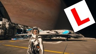 Star Citizen : 2.6: Mrs Sausage Earns Her Wings !  | Star Citizen Gameplay