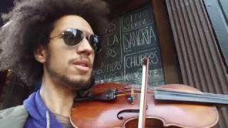 F Major Blues with Andrei Matorin on Violin