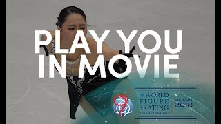 Who would play you in a movie? Vol. 2 #WorldFigure - Milano 2018