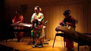 Smooth Criminal - by Japanese traditional instruments Trio /November 27th , 2015